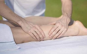 is it possible to massage for varicose veins